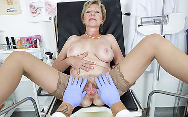 hairy 71 years old mom pov fucked at the end of one's tether her doctor