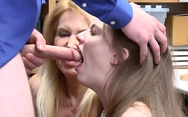 Dad fuck in office and very hardcore ballpark intercourse Both