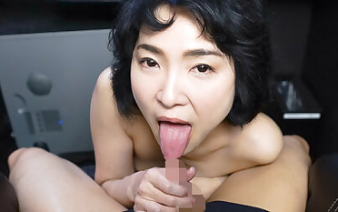 Ryo Hayakawa in Ryou Hayakawa Naughty Older Foetus in Private Video Box - CasanovA