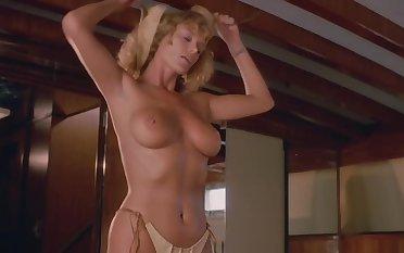 Sybil Danning nude, AI SLOW-MOTION, 60fps 720p